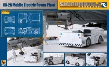 NC-2A Mobile Electric Power Plant · SMW 32002 ·  Skunk Models Workshop · 1:32