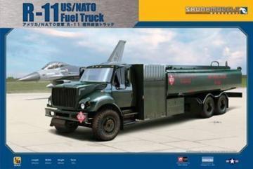R-11 US/NATO Fuel Truck · SMW 62001 ·  Skunk Models Workshop · 1:48