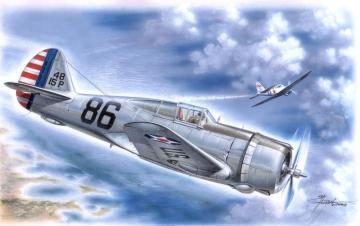 P-36 Pearl Harbor Defender · SH 32003 ·  Special Hobby · 1:32