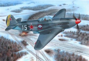Yakovlev Yak-3 Onward to Berlin · SH 32011 ·  Special Hobby · 1:32