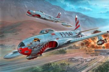 F-80C over Korea · SH 32048 ·  Special Hobby · 1:32