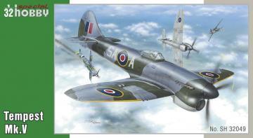 Hawker Tempest Mk.V · SH 32049 ·  Special Hobby · 1:32