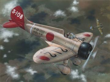 A5M2b Claude Over China re-issue · SH 32051 ·  Special Hobby · 1:32