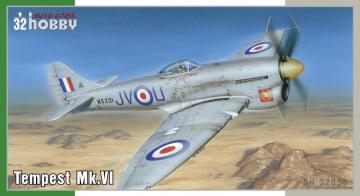 Tempest Mk.VI · SH 32055 ·  Special Hobby · 1:32