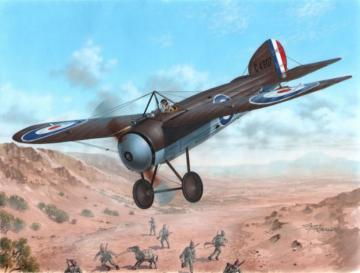 Bristol M.1C Wartime Colours · SH 32057 ·  Special Hobby · 1:32
