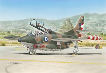 T-2 Buckeye Camouflaged Trainer · SH 32059 ·  Special Hobby · 1:32