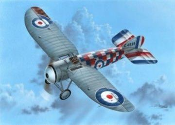 Bristol M.1C Checkers & Stripes · SH 32060 ·  Special Hobby · 1:32