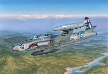 T-33 Japanese and South American T-Birds · SH 32066 ·  Special Hobby · 1:32
