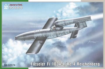 Fieseler Fi 103A-1/Re 4 Reichenberg · SH 32074 ·  Special Hobby · 1:32