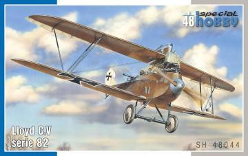 Lloyd C.V. serie 82 · SH 48044 ·  Special Hobby · 1:48