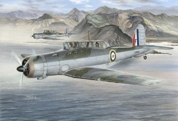 Blackburn Skua Mk. II Norwegian Campaign · SH 48046 ·  Special Hobby · 1:48