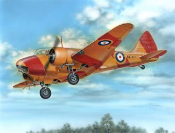 Airspeed Oxford Mk.I/II Commonwealth Service · SH 48104 ·  Special Hobby · 1:48