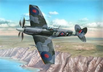 Supermarine Spitfire Mk.XII · SH 48107 ·  Special Hobby · 1:48
