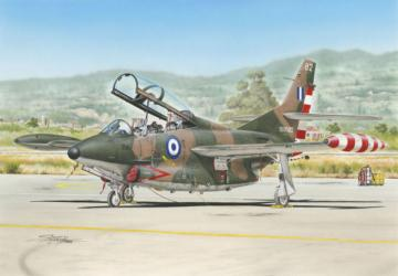 T-2 Buckeye Camouflaged Trainer · SH 48129 ·  Special Hobby · 1:48