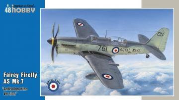 Fairey Firefly AS Mk.7 AntisubmarineVersion · SH 48130 ·  Special Hobby · 1:48