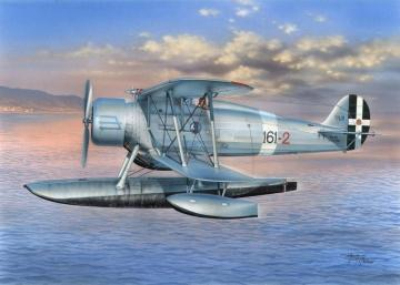 IMAM (Romeo) Ro.44 Italian Float Fighter · SH 48140 ·  Special Hobby · 1:48