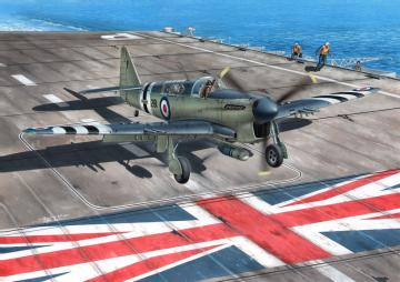 Fairey Firefly FR Mk.I The Initial British · SH 48145 ·  Special Hobby · 1:48