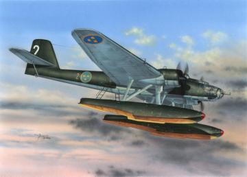 Heinkel He 115 Scandinavian Service · SH 48146 ·  Special Hobby · 1:48