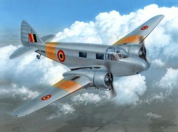Airspeed Oxford Mk.I/II Foreign Service · SH 481592 ·  Special Hobby · 1:48