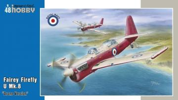 Fairey Firefly U.8 Drone version · SH 48166 ·  Special Hobby · 1:48