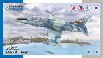L-39ZO/ZA Albatros · SH 48167 ·  Special Hobby · 1:48