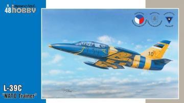 L-39C Albatros · SH 48171 ·  Special Hobby · 1:48