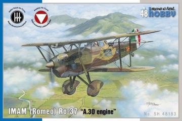 IMAM (Romeo) Ro.37 · SH 48183 ·  Special Hobby · 1:48