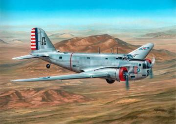 B-18 Bolo Pre War Service · SH 72095 ·  Special Hobby · 1:72