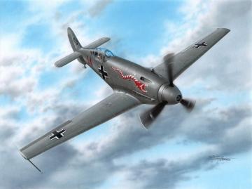 Messerschmitt Me 209V-4 · SH 72221 ·  Special Hobby · 1:72