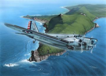 B-18A At War · SH 72228 ·  Special Hobby · 1:72