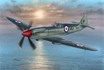 Supermarine Seafire Mk.45 · SH 72229 ·  Special Hobby · 1:72
