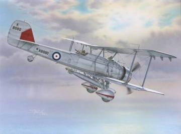 Vickers Vildebeest Mk.IV · SH 72243 ·  Special Hobby · 1:72