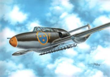SAAB A-21R Attack Version · SH 72246 ·  Special Hobby · 1:72