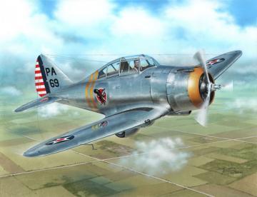 P-35 Silver Wings Era · SH 72260 ·  Special Hobby · 1:72