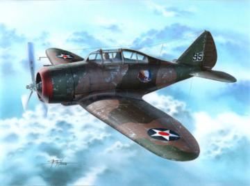 P-35 War games and War Training · SH 72262 ·  Special Hobby · 1:72