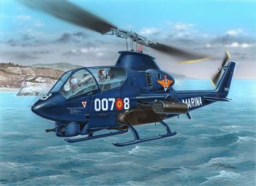 AH-1G Spanish & IDF Service · SH 72274 ·  Special Hobby · 1:72