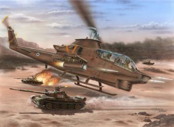 AH-1S Cobra · SH 72277 ·  Special Hobby · 1:72