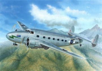 C-60 Lodestar Pacific Transport · SH 72295 ·  Special Hobby · 1:72