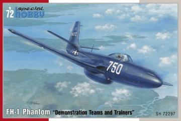 FH-1 Phantom Demonstration Teams and Trainers · SH 72297 ·  Special Hobby · 1:72