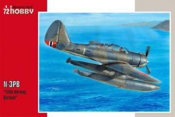N-3PB Little Norway Service · SH 72299 ·  Special Hobby · 1:72