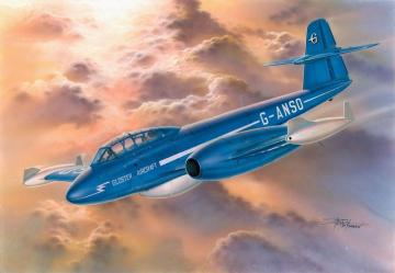Gloster Meteor T Mk 7.5 · SH 72317 ·  Special Hobby · 1:72