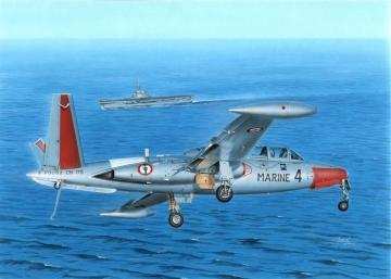Fouga CM-175 Zephyr · SH 72323 ·  Special Hobby · 1:72