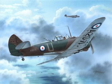 CAC CA-3/5 Wirraway First Blood over Rab · SH 72331 ·  Special Hobby · 1:72