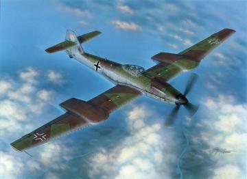 Blohm & Voss BV 155V-1 · SH 72340 ·  Special Hobby · 1:72