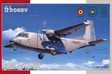 CASA C.212-100 · SH 72344 ·  Special Hobby · 1:72