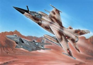 Mirage F.1CF · SH 72347 ·  Special Hobby · 1:72