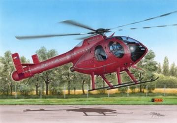 MD-520N NOTAR · SH 72348 ·  Special Hobby · 1:72