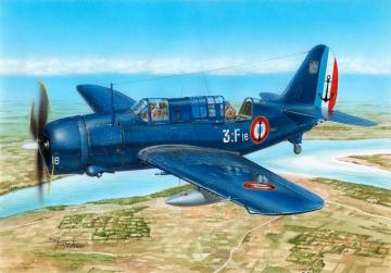 SB2C-5 Helldiver The Final Version · SH 72350 ·  Special Hobby · 1:72