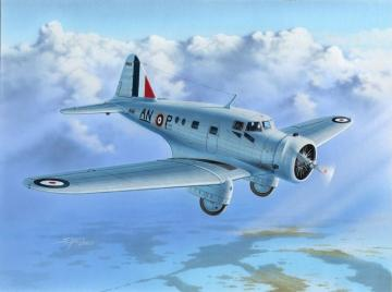 Delta Mk.II/III RCAF · SH 72351 ·  Special Hobby · 1:72