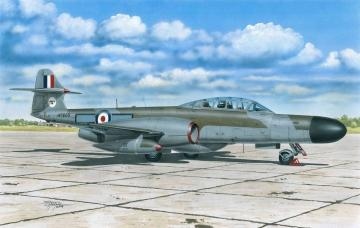 A.W. Meteor NF MK.12 · SH 72360 ·  Special Hobby · 1:72